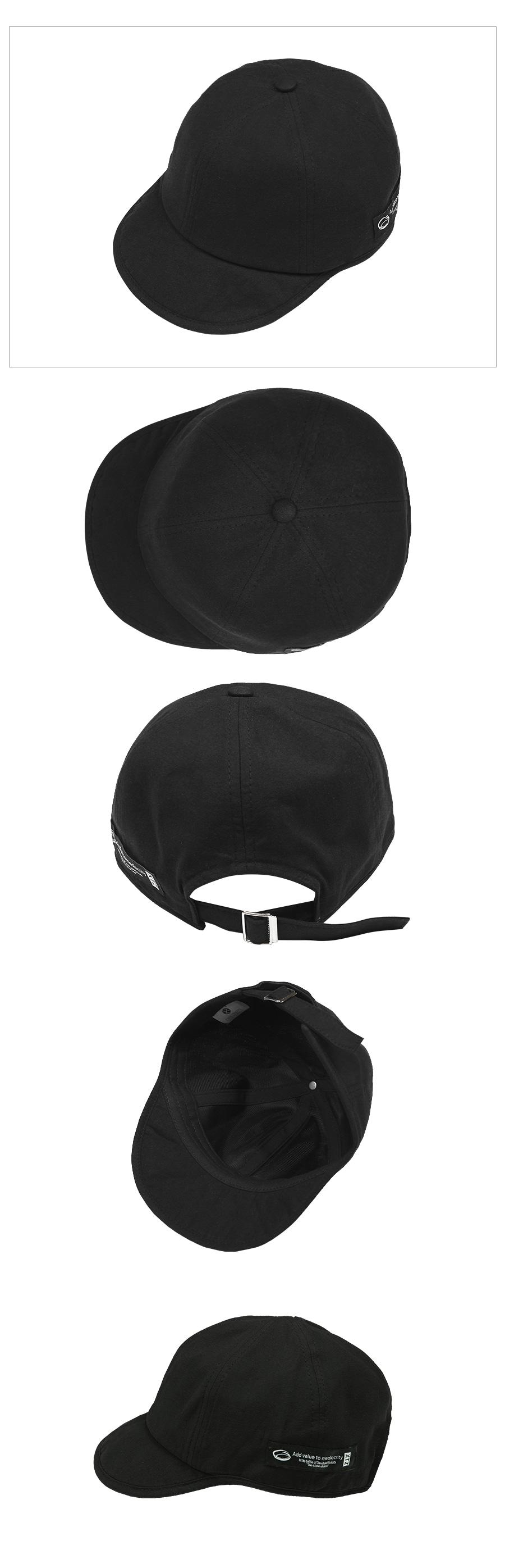 XTC015 몽키 캡 (BLACK)